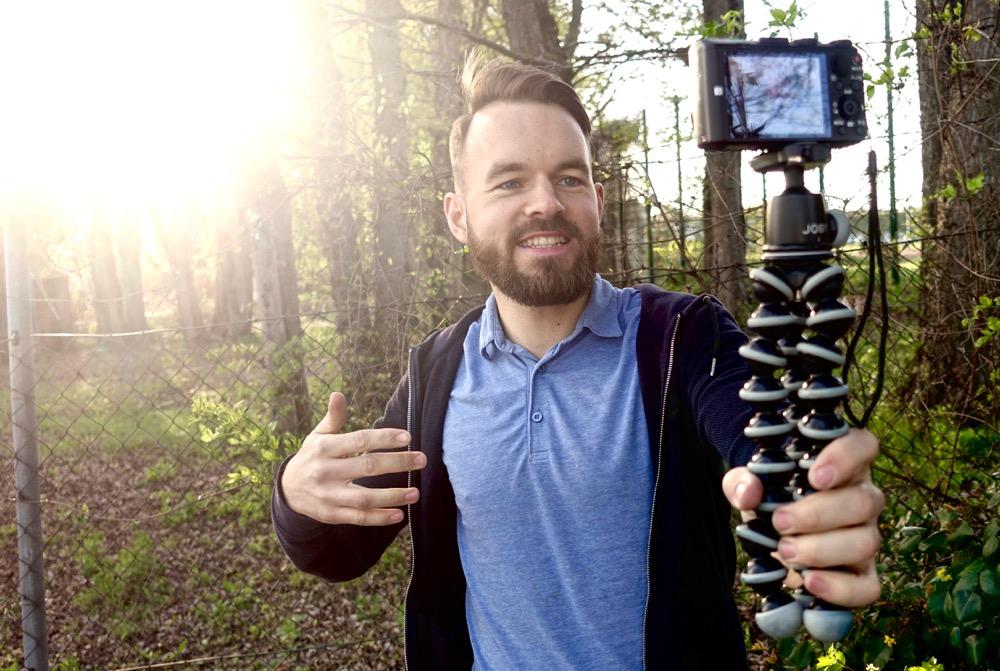 """Business-YouTuber Robert Gladitz: """"Immer schön auf die lange Bank abzielen"""""""